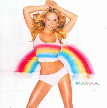 RAINBOW BY CAREY,MARIAH (CD)
